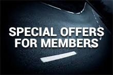 Special offers for members