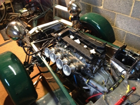 Duratec Conversion | Lotus Seven Club