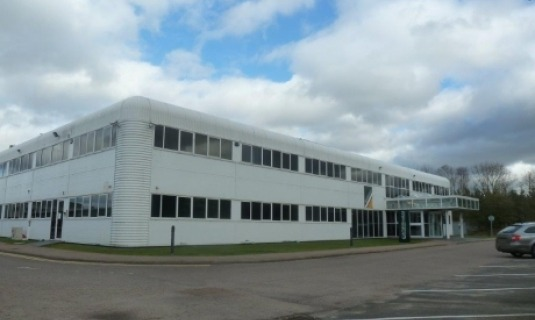 CTI's Norfolk premises