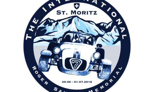 The International Seven Meeting St. Moritz