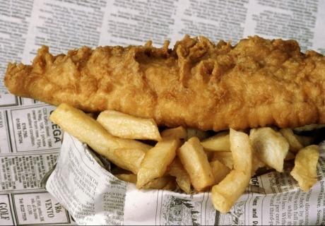 Caterham Club Fish & Chips